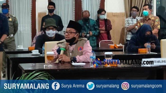 Terpapar Covid-19, Wali Kota Malang Jalani Perawatan