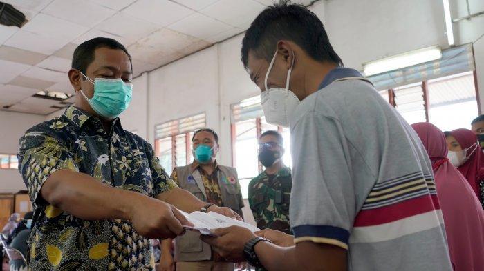 Bantuan Sosial Tunai Mulai Disalurkan di Kota Semarang