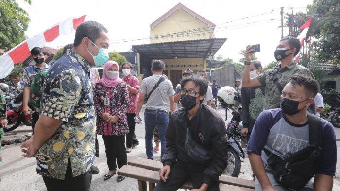 Jemput Bola, Pemkot Semarang Lakukan Vaksinasi Keliling