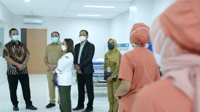 Hendi Buka Rumah Sakit Darurat COVID-19 di Kota Semarang