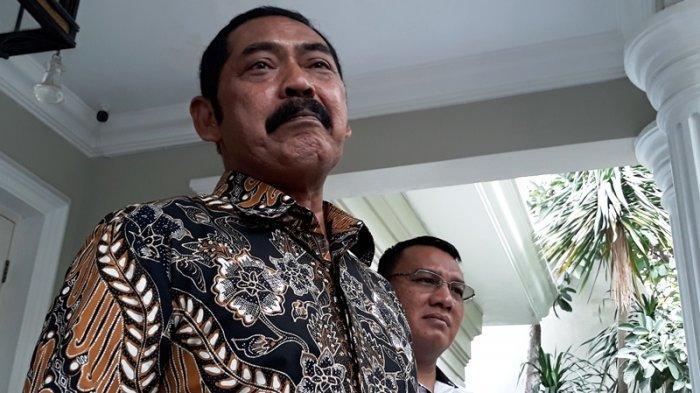 Wali Kota Solo FX Hadi Rudyatmo atau Rudy di Rumah Situbondo, Jakarta Pusat, Selasa (12/2/2019).