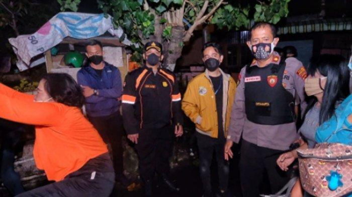 Sehari Setelah Dilantik Jadi Wali Kota Solo, Gibran Pantau Vaksinasi hingga Ikut Polisi Razia PSK