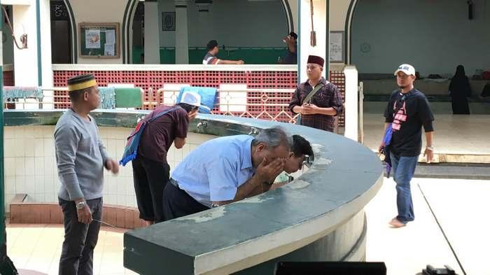 Hukum Berkumur Sebelum Wudhu ketika Puasa Ramadan
