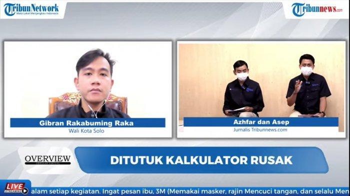 Wali Kota Surakarta, Gibran Rakabuming Raka