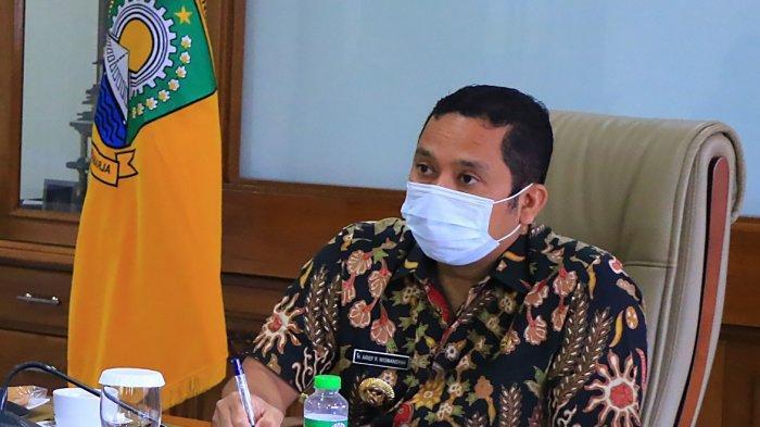 Wali Kota Tangerang Arief R. Wismansyah.