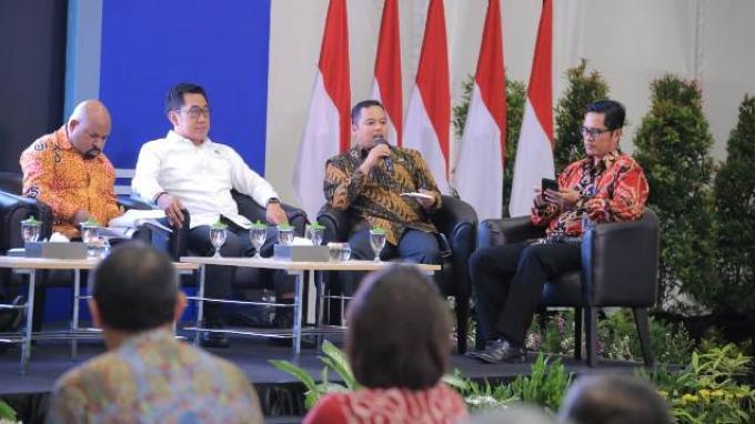 Wali Kota Tangerang Jadi Narasumber Talkshow Hari Antikorupsi Sedunia 2019