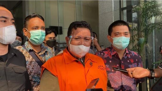 KPK Telusuri Bukti Elektronik Milik Wali Kota Nonaktif Tanjungbalai M Syahrial