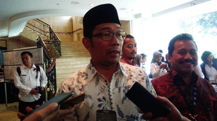 Ridwan Kamil Mengaku Belum Tertarik Jadi Kader Partai