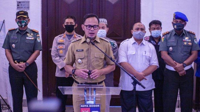 Wali Kota Bima Arya Jelaskan Penutupan Sementara Dua Swalayan di Bogor