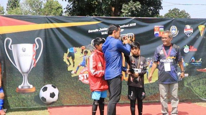 Garuda Junior Soccer Festival, Akan Lahirkan Bibit Pemain Bola Dunia