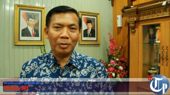 Alasan Firdaus MT Maju di Pemilihan Wali Kota Pekanbaru 2017