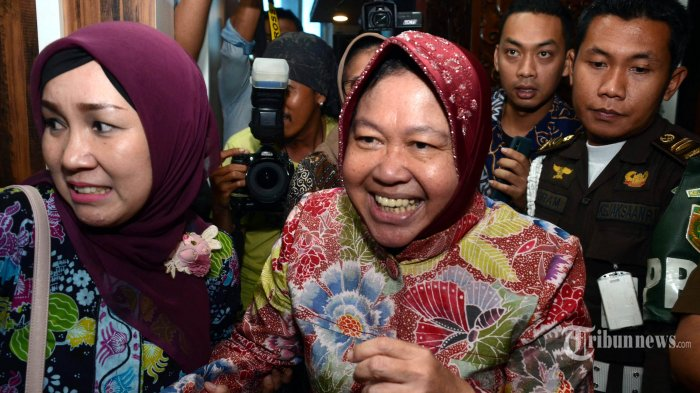 Dilarikan Ke Rumah Sakit, Walikota Surabaya Tri Rismaharini Bukan Asma Kambuh, Dokter Beberkan Fakta
