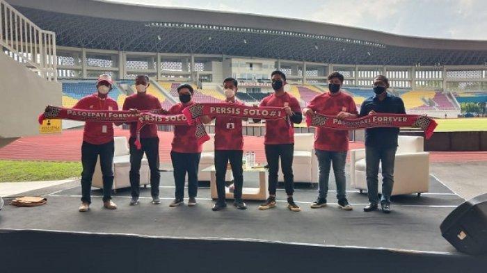 Pelatih Persis Solo Buka Suara Perihal Niat Kaesang Datangkan Pemain Bintang dari Tim Piala Menpora