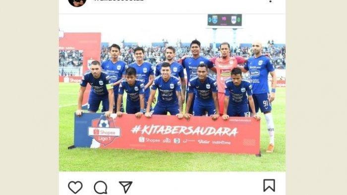 Unggahan Wallace Costa Alves di instagramnya