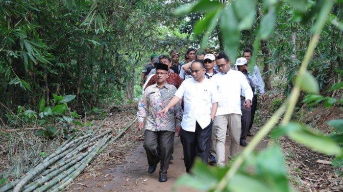 Wamendes Sambangi 6 Desa di Bogor: Ironis Dekat Jakarta Masih ada Desa Tertinggal