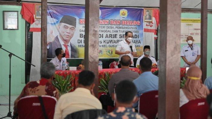 Wamendes Budi Arie: Masa Depan Indonesia Ada di Desa
