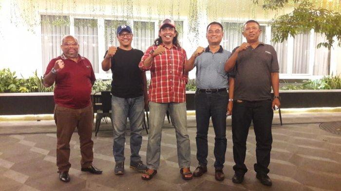 Pengurus PSMS Medan Kunjungi Persis Solo