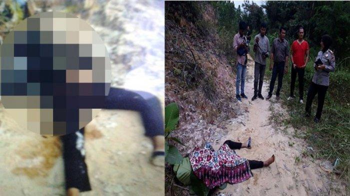 Begini Kondisi Jasad Wanita Hamil di Rumbai yang Dibunuh dan Dibakar