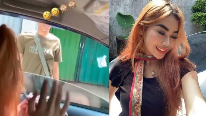 Wanita Lempar Uang dari Mobil Saat Beli Duku di Jalan, Alasannya Takut Corona, Akhirnya Minta Maaf