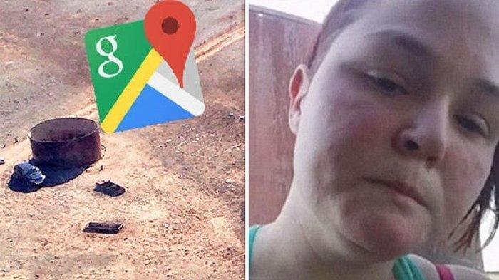 Ikuti Petunjuk Google Maps, Wanita IniMalah Terdampar di Padang Pasir Selama 5 Hari