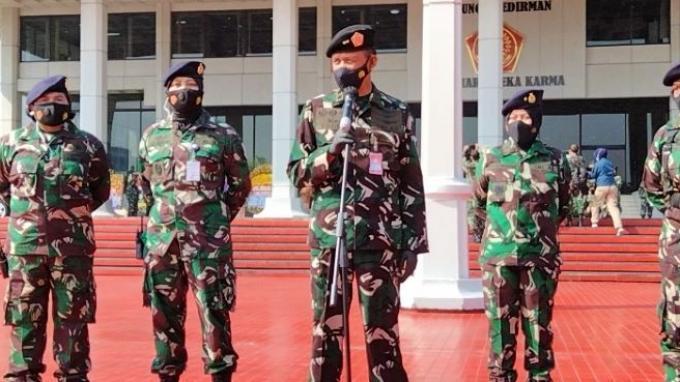 Hari Kartini, Aspers Panglima TNI: Wanita TNI Dalam Pasukan Perdamaian PBB Diapresiasi Internasional