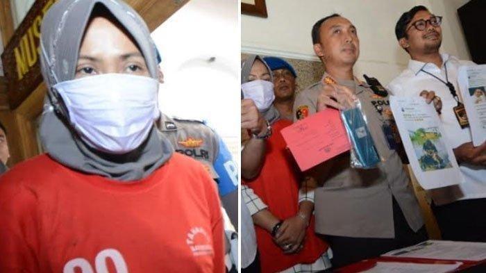 Wanita yang menghina Walikota Surabaya, Tri Rismaharini di Medsos ditangkap