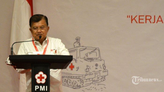Jusuf Kalla Terpilih Lagi Jadi Ketua Umum PMI Periode 2019-2024