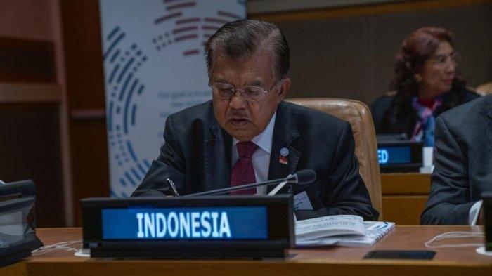 Wapres Jusuf Kalla: Pemerintah Perlu Kaji Lagi Beberapa Pasal di RKUHP