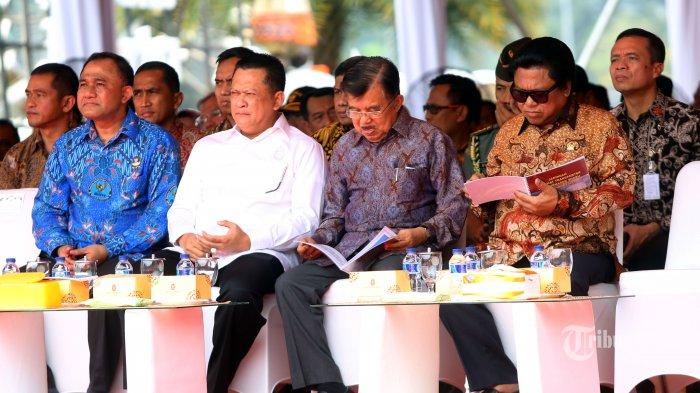 Alasan Bamsoet Dorong Jusuf Kalla Jadi Cawapres Jokowi