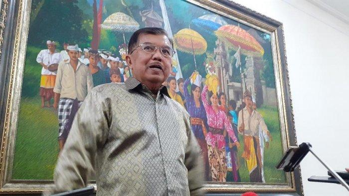 Saran Jusuf Kalla Terkait Wacana Rektor Impor