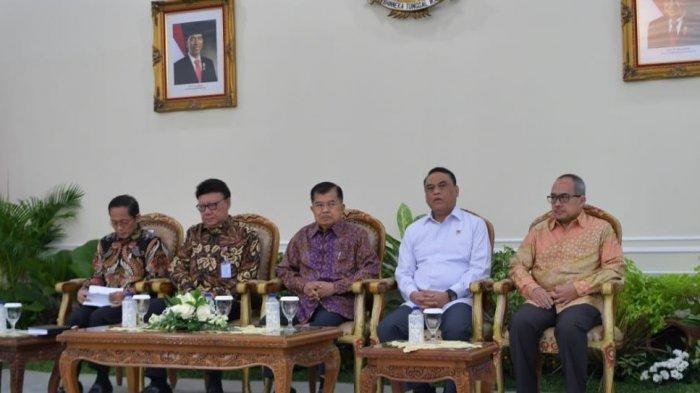 Jusuf Kalla Sindir Kepala Daerah yang Sering Studi Banding Tapi Minim Implementasi