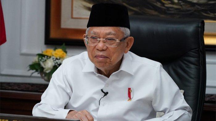 Update Terbaru, Wapres: Perlu Strategi Agresif Percepat Perkembangan Ekonomi dan Keuangan Syariah di Indonesia