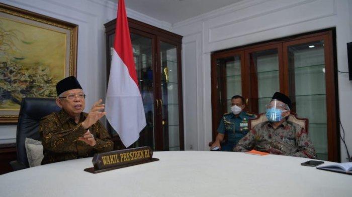 Jawab Tantangan Keuangan Syariah dan Ekonomi Digital, Wapres Sambut Peresmian SHAFIEC UNU Yogyakarta