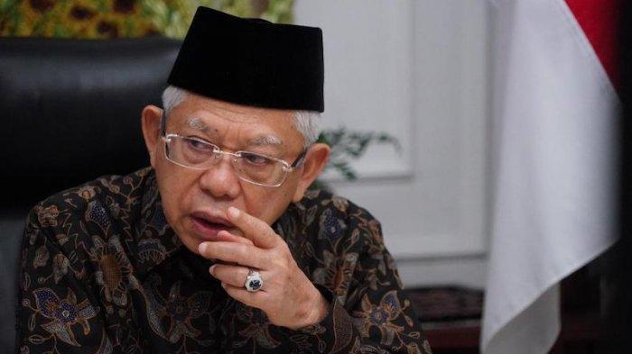 Wapres Ma'ruf Amin Ungkap 4 Bidang yang Jadi Fokus dalam Pengembangan Ekonomi dan Keuangan Syariah