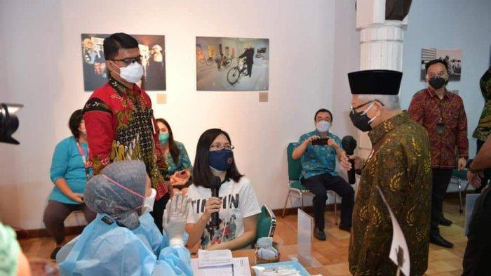 Menko PMK Janji Tambah Kuota Vaksin Covid-19 di Bangka Belitung