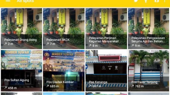 Polres Jember Luncurkan Aplikasi Pengaduan Secara Realtime Berbasis Android