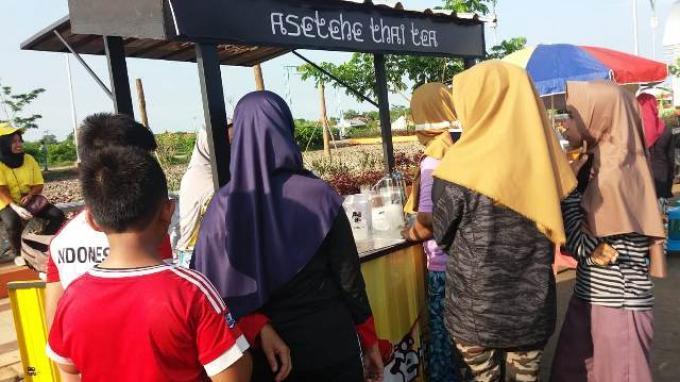 Usaha Waralaba Thai Tea Asetehe Tawarkan Paket Lengkap Bermodal Rp 3 Jutaan