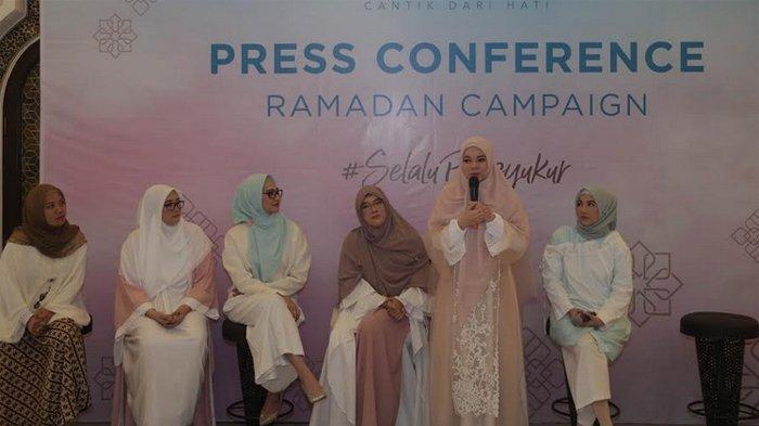 Cantik Itu Dari Hati, Kampanye #SELALUBERSYUKUR Wardah Tebar Kebaikan Selama Ramadan