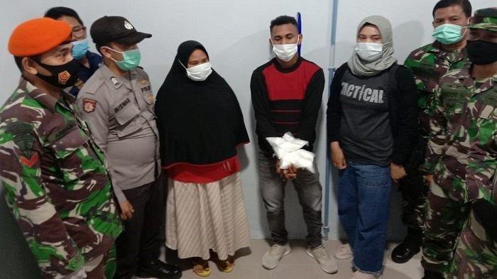 Kurir Asal Bireuen Aceh Dijanjikan Upah Rp 15 Juta Jika Berhasil Membawa 1 Kg Sabu ke Jakarta