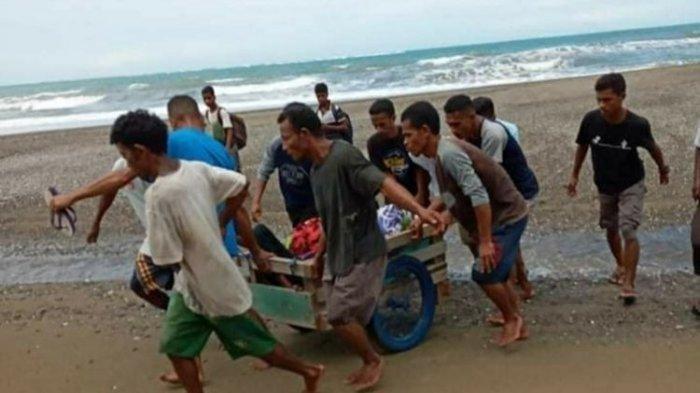 Kisah Dahlan Kocan Luka-luka Diantar Naik Gerobak Minyak Sejauh 20 Km Berobat ke Puskesmas