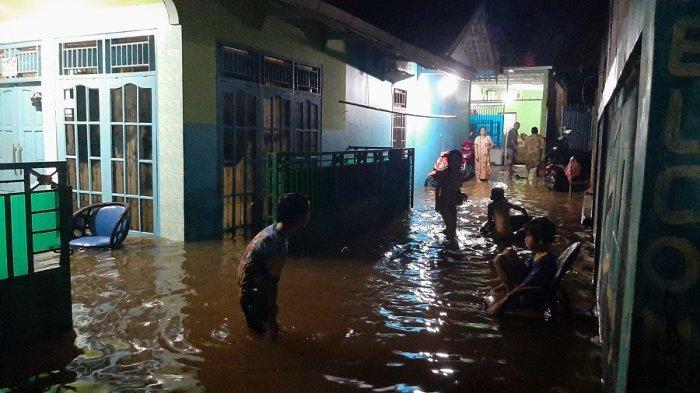 Warga Kampung Cipayung Cibinong Bogor Curhat Terkait Banjir yang Kerap Menghampiri Rumah Warga