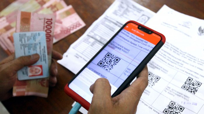Cara Cairkan Bansos Rp 300 Ribu di Kantor Pos, Cek Daftar Penerima BST Melalui dtks.kemensos.go.id