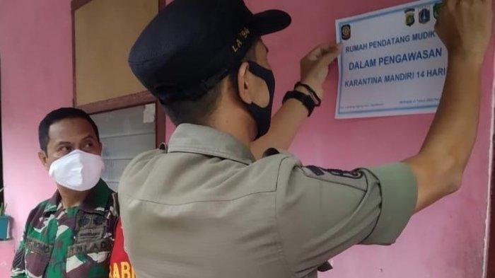 Cerita Pasutri Pedagang Cilok Sukses Kembali ke Jakarta di Tengah Ketatnya Pengawasan Keamanan