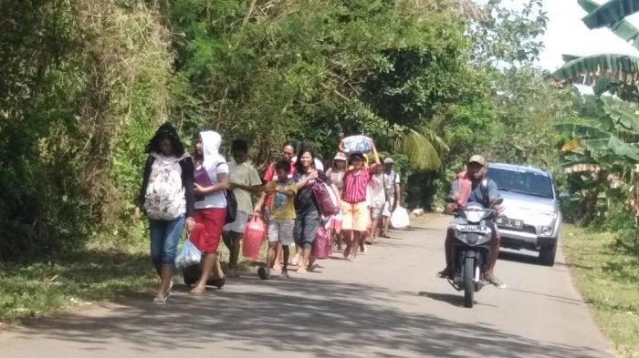TERKINI Kabar Gempa di Ambon: 484 Gempa Susulan Hingga 25.000 Warga Mengungsi