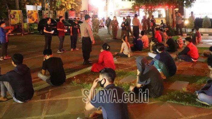 Langgar Jam Malam PSBB di Kabupaten Gresik, 27 Pemilik Warung Kopi Negatif Corona Saat Rapid Test