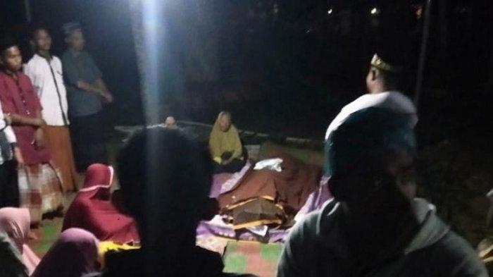 IRT Tewas Disambar Petir, 4 Bocah yang Ikut Berteduh di Gubuk Sawah Menderita Luka-luka