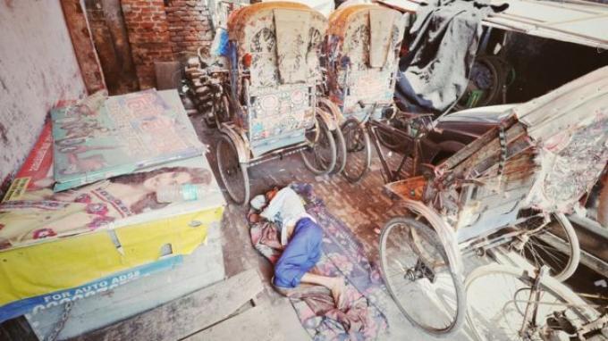 India Lockdown, Warga Miskin Tak Takut Virus Corona Tapi Takut Kelaparan