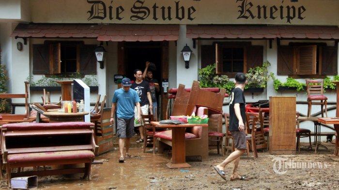 Solusi Banjir di Kemang, Wagub DKI Minta Parkiran Dibuat Lebih Tinggi
