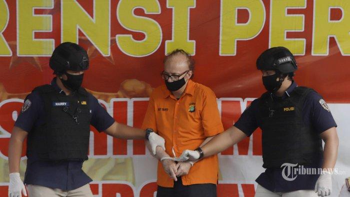 WN Perancis Kasus Pencabulan 305 Anak Bunuh Diri di Tahanan Pakai Kabel, Terjadi saat Polisi Patroli