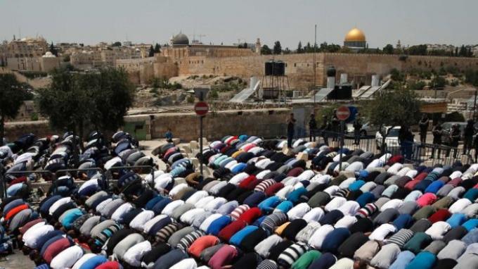 Israel Copot Detektor Logam di Masjid Al Aqsa, Tapi Malah Diganti Dengan Alat Ini